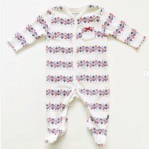 Nautica Pajamas 3-6 mos